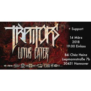 Traitors Tour Header Blank preview mitTEXT