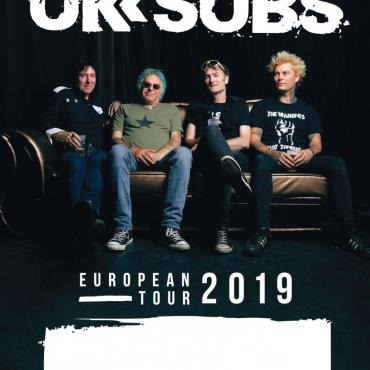 2019 Uk subs european tour