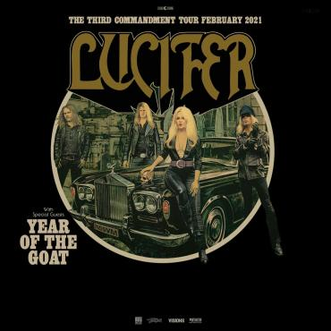 LUCIFER III TOUR 2021 INSTAGRAM NO DATES