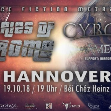 Stories of Chrome FB Veranstaltung Hannover